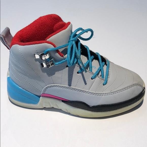 Air Jordan retro 12 size 1Y